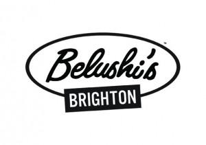 Belushi's Brighton logo