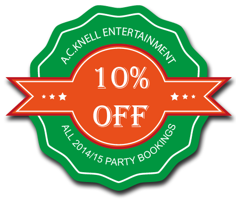 ACKnell 10% discount