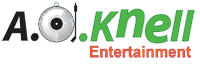 A.C.Knell Entertainment logo